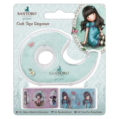 Gorjuss Craft Tape Dispenser - Santoro (GOR 462206)