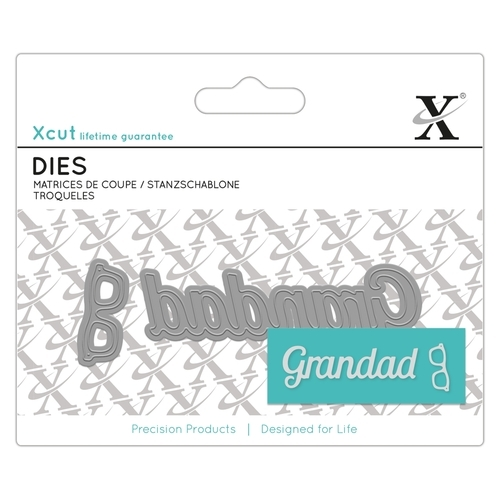 Xcut: Mini Sentiment Die (2pcs) - Grandad.jpg