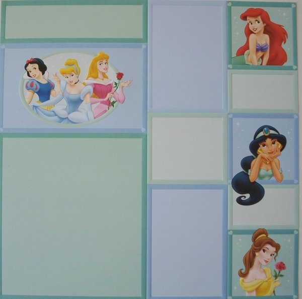 Disney: PRINCES (DPPC011)