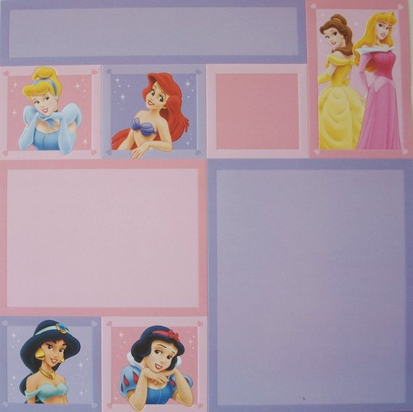 Disney: PRINCES (DPPC010)