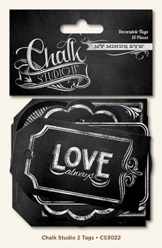 Chalk Studio 2: Tags (CS3022)