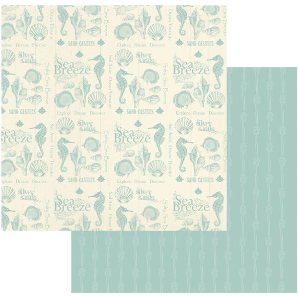 Couture Creations: Sea Breeze - Collecting Shells (CO724659)