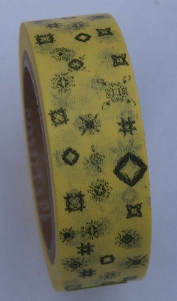 Washi tape patroon 7-043