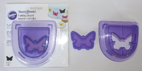 Wilton butterfly cutting insert