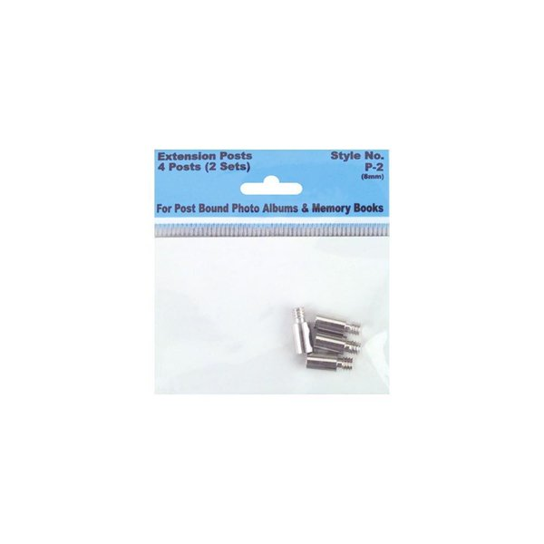 Pioneer: Screw Post Extenders 8mm 4/Pkg (P2)