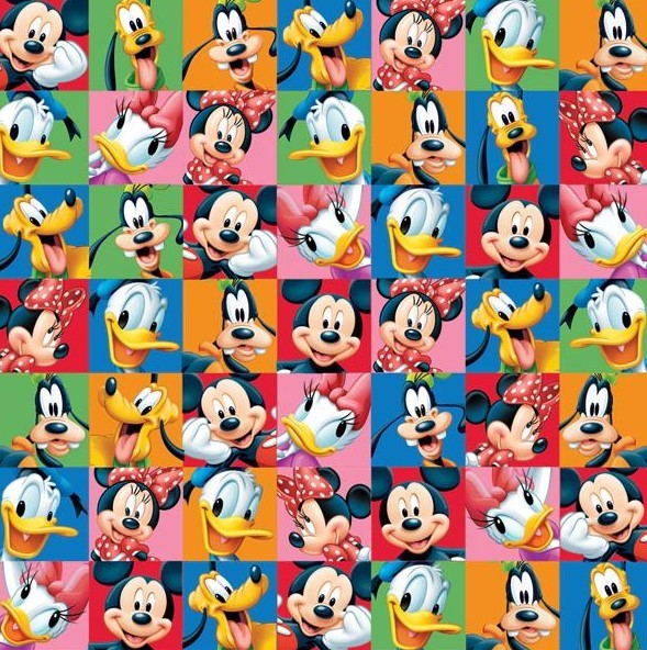 Trends: Mickey & Friends Portraits