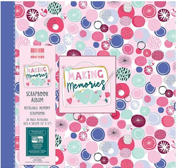 First Edition Making Memories 12x12 Inch Album (FEALB097)